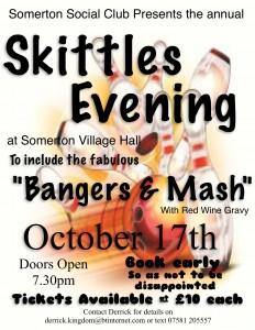 Skittles-Evening